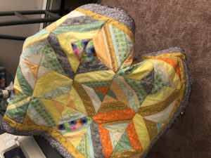 view of whole quilt